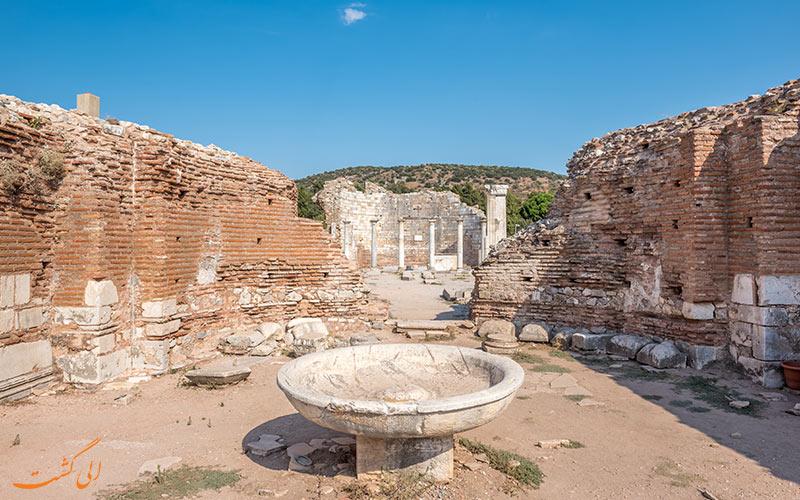 کلیسای مریم مقدس در شهر افسوس