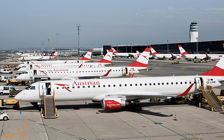 ناوگان هواپیمایی آسترین ایرلاینز