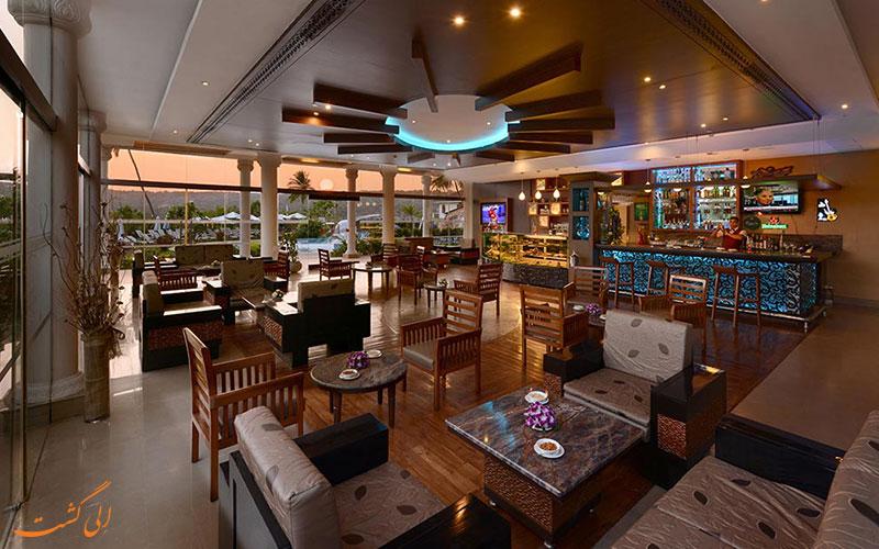 کافه ریو در هتل ریزورت ریو گوا