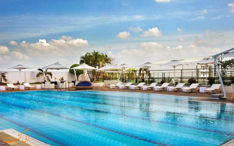 هتل هیلتون کلمبو | استخر