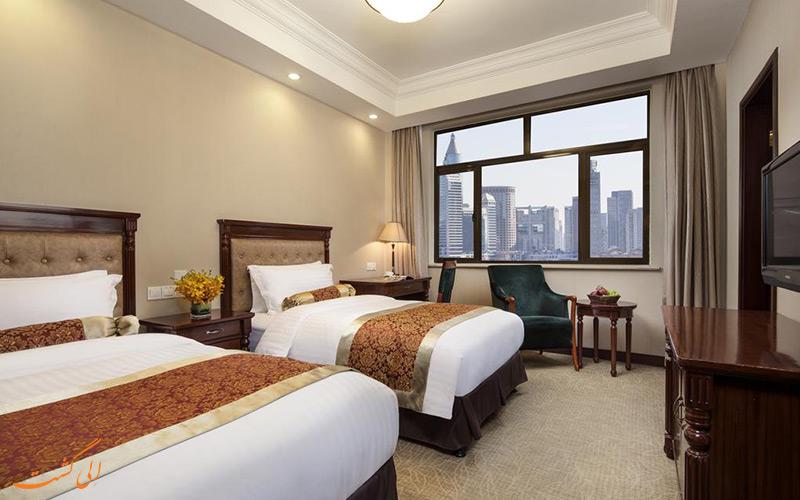 هتل پسیفیک شانگهای | نمونه اتاق