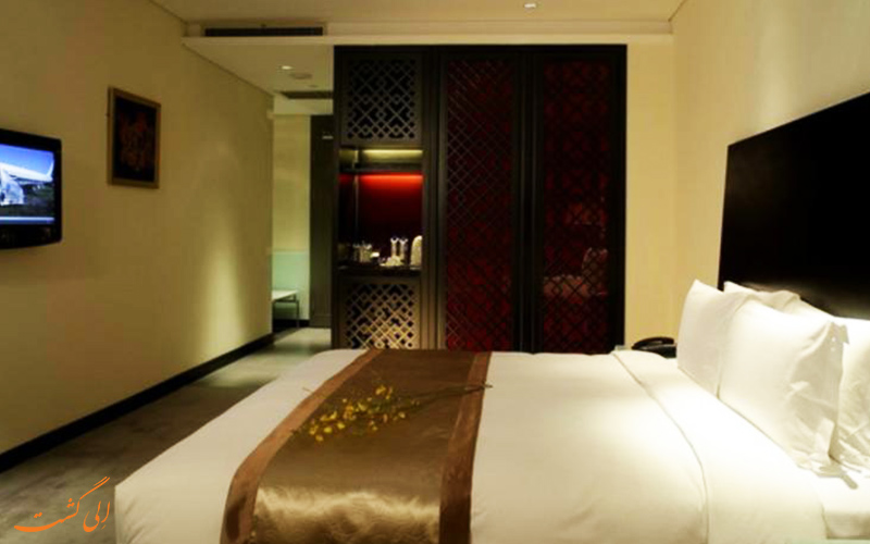 اتاق هتل رامادا پارک ساید پکن