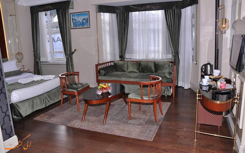 هتل تکسیم استار استانبول | نمونه اتاق 1