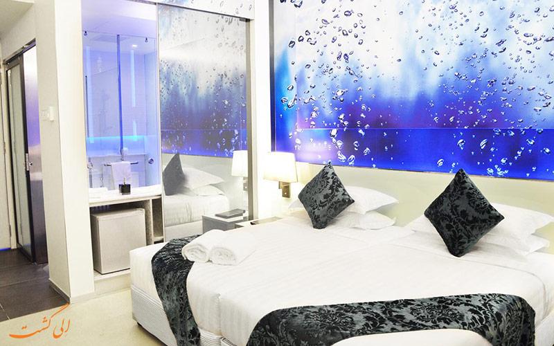 هتل ویواتل کوالالامپور | اتاق