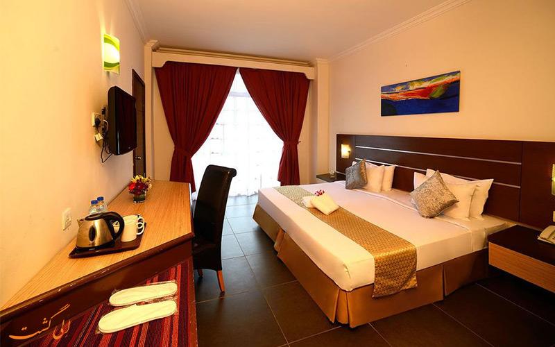 هتل بلا ویستا اکسپرس لنکاوی | نمونه اتاق