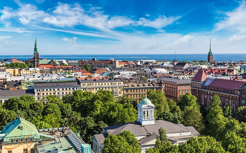 هلسینکی، فنلاند