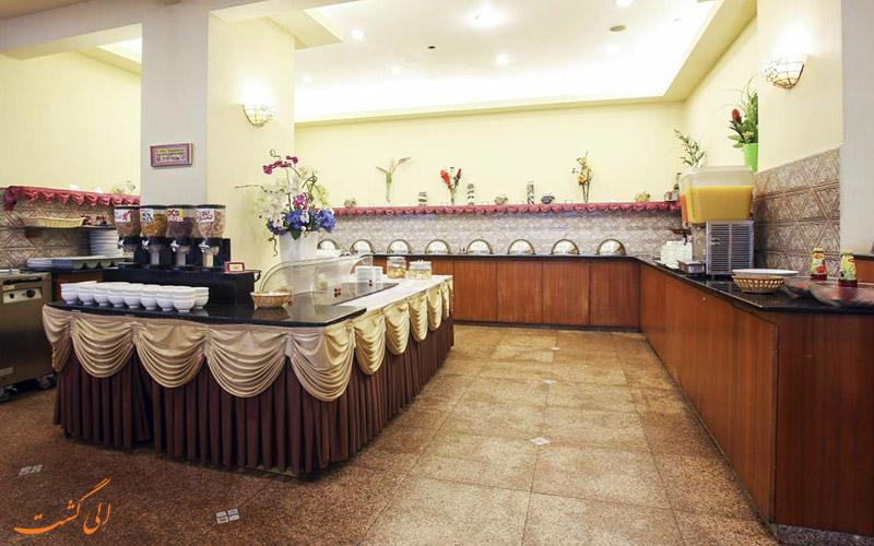 هتل رویال سنگاپور | رستوران