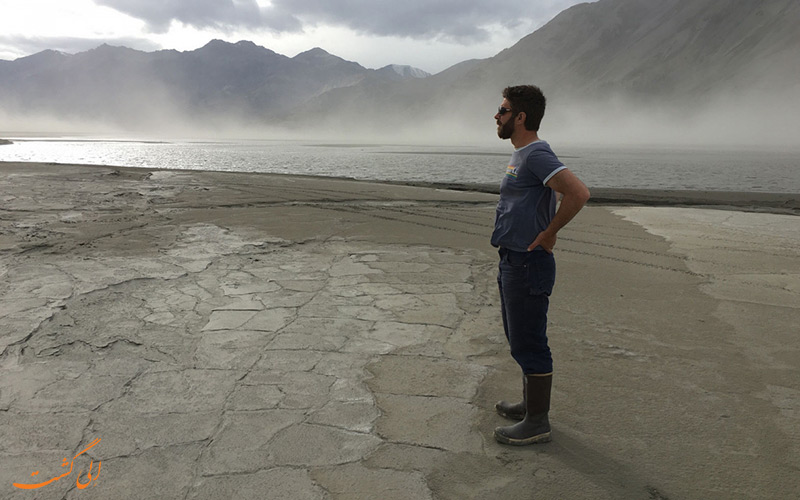 ناپدید شدن رودخانه اسلیمز