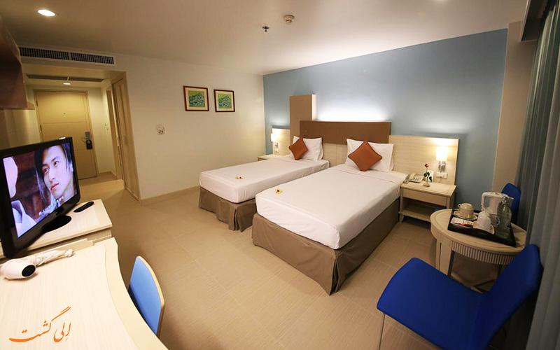 اتاقی در هتل سان شاین ویستا پاتایا