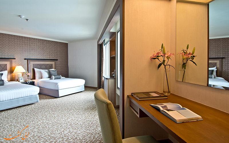 اتاق در هتل بایوک اسکای بانکوک