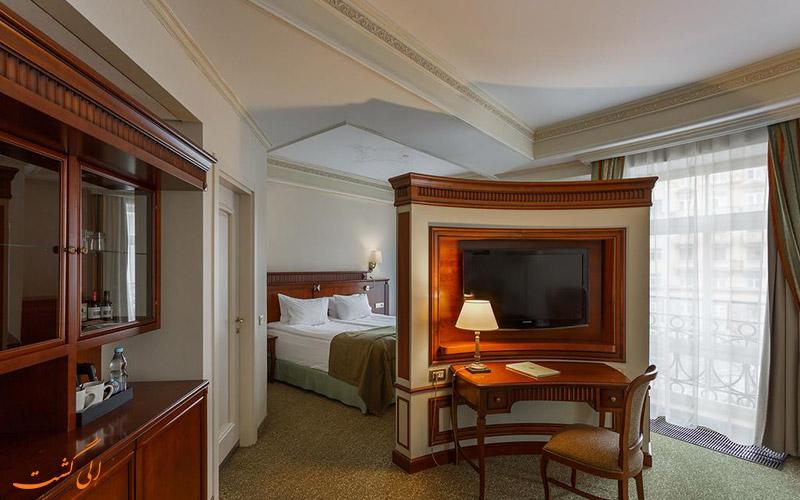 هتل گاردن رینگ مسکو | نمونه اتاق