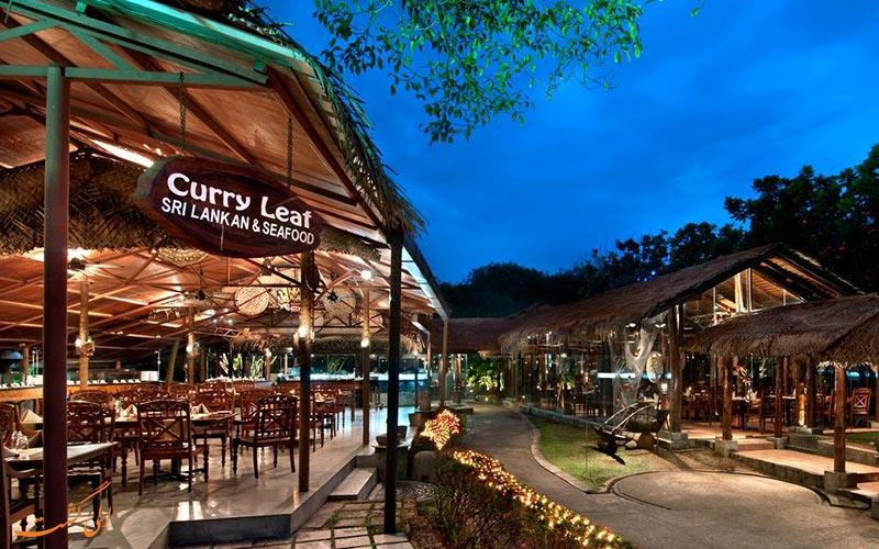 هتل هیلتون کلمبو | رستوران
