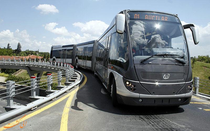 متروباس استانبول