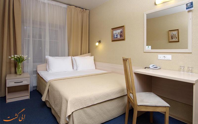 هتل نوستکی سنترال سنت پترزبورگ   اتاق 2