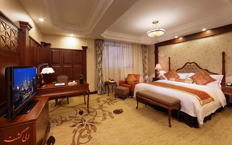 هتل پسیفیک شانگهای | نمونه اتاق 2