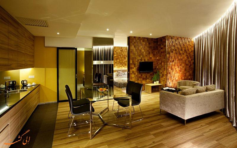 هتل ویواتل کوالالامپور | سوییت