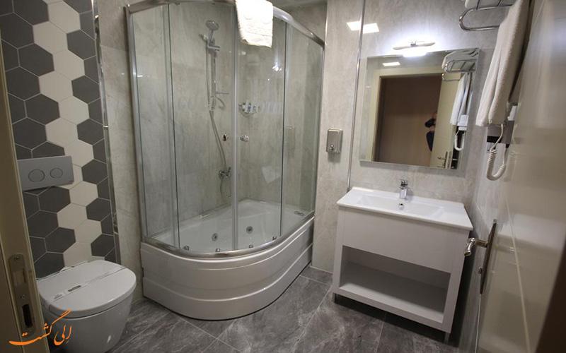 هتل گلد آنکارا | سرویس حمام