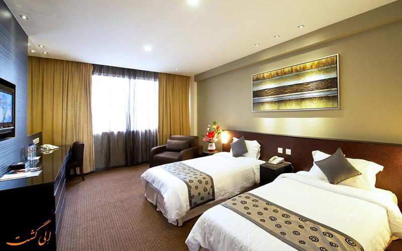 هتل رویال سنگاپور | اتاق