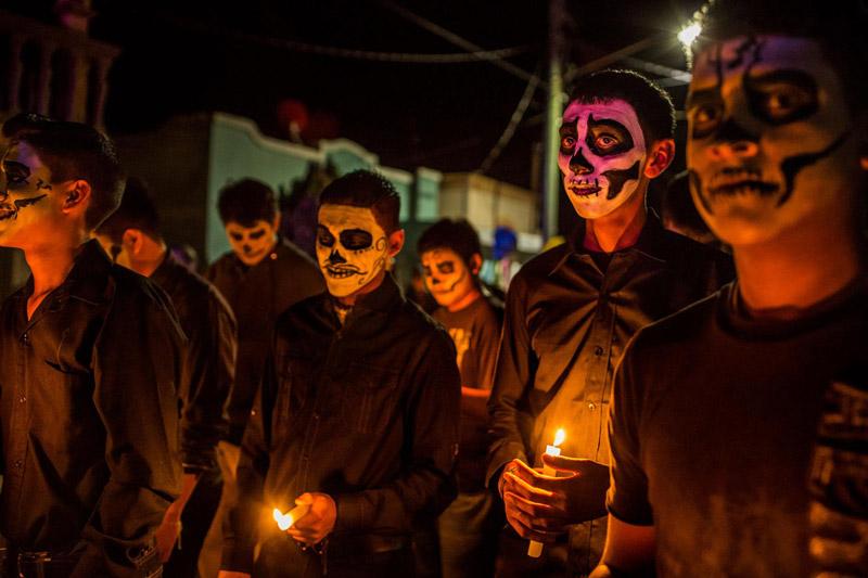 فستیوال مرگ در مکزیک