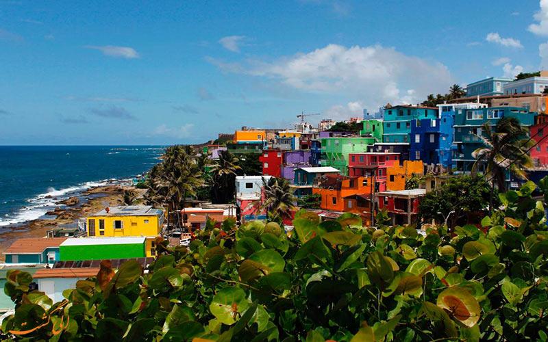 طبیعت پورتوریکو