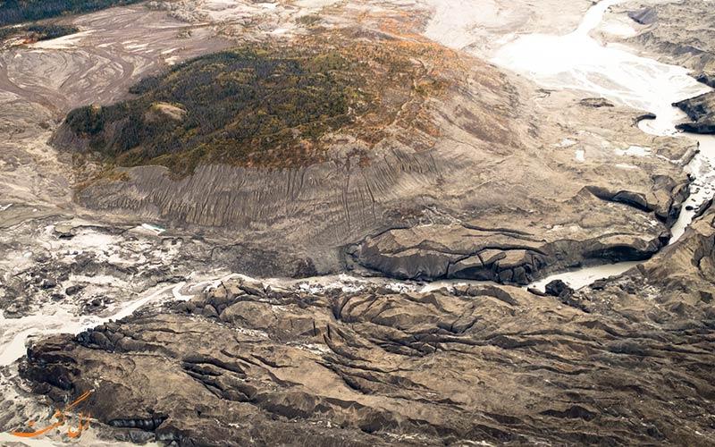 رودخانه اسلیمز در کانادا