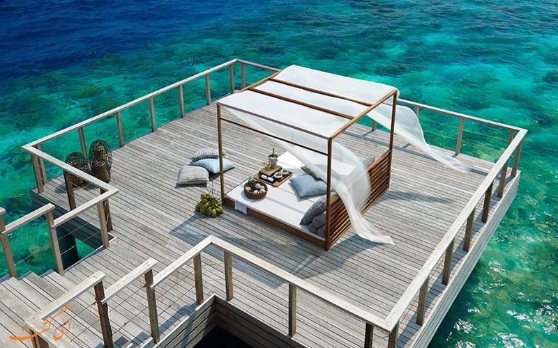 هتل دوسیت تانی در کشور مالدیو