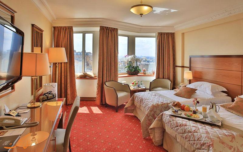 هتل گاردن رینگ مسکو | نمونه اتاق 2