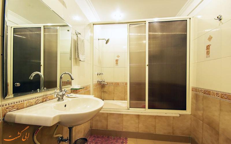 هتل گرند پارک این دهلی | سرویس حمام