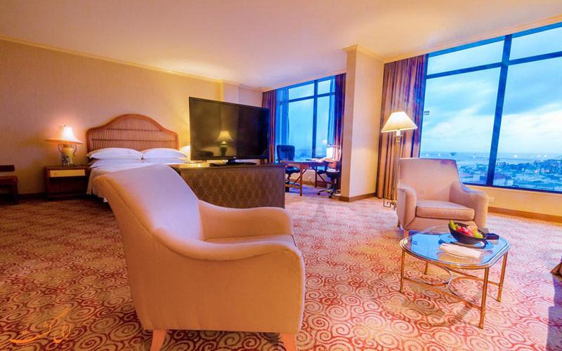 هتل هیلتون کلمبو | نمونه اتاق