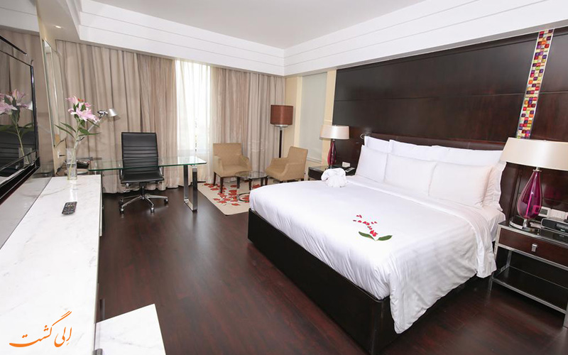 هتل ماریوت جیپور | نمونه اتاق 2