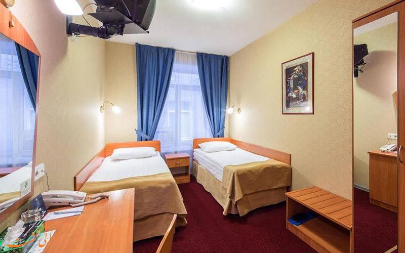 هتل نوستکی سنترال سنت پترزبورگ   اتاق 3