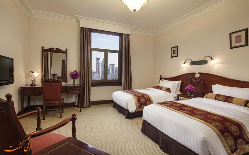 هتل پسیفیک شانگهای | نمونه اتاق 3