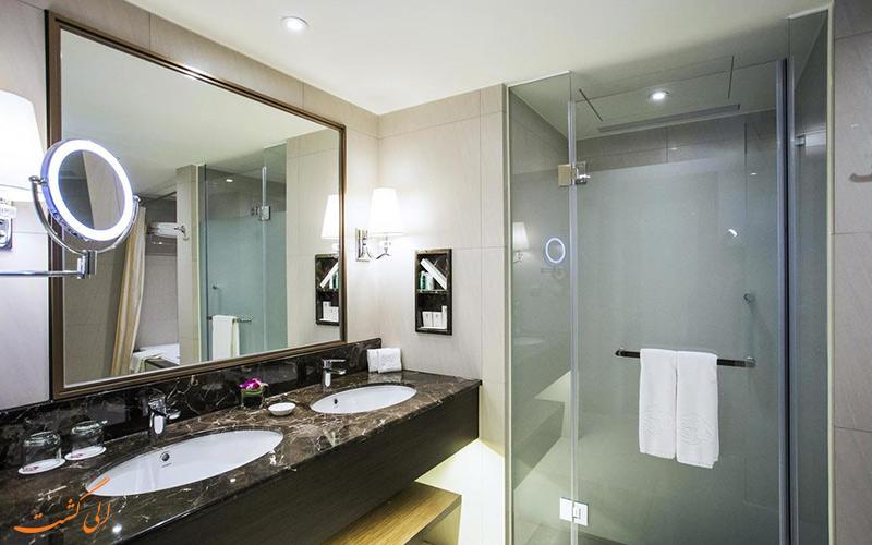 هتل سان ورد داینستی | سرویس بهداشتی