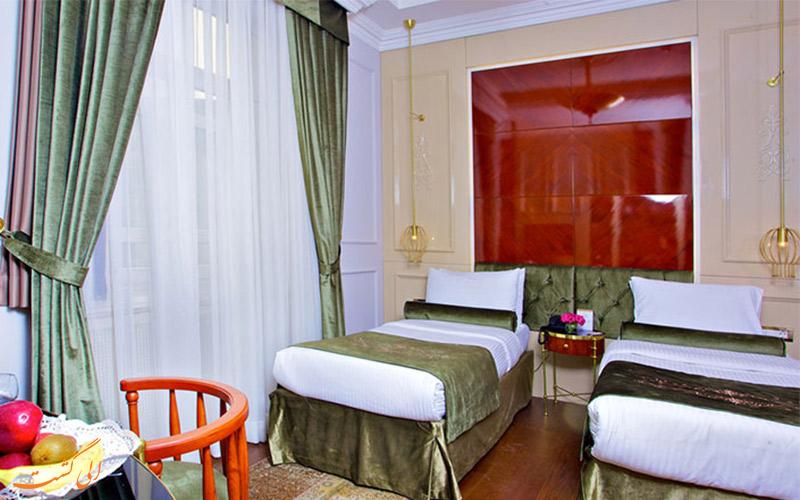 هتل تکسیم استار استانبول | نمونه اتاق 3