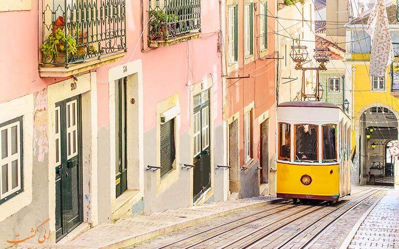 تراموا در پرتغال