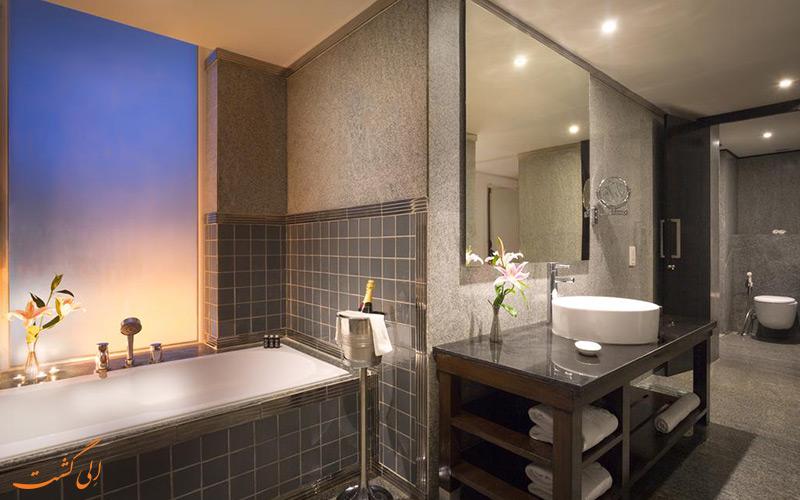 هتل هارد راک گوا | سرویس حمام