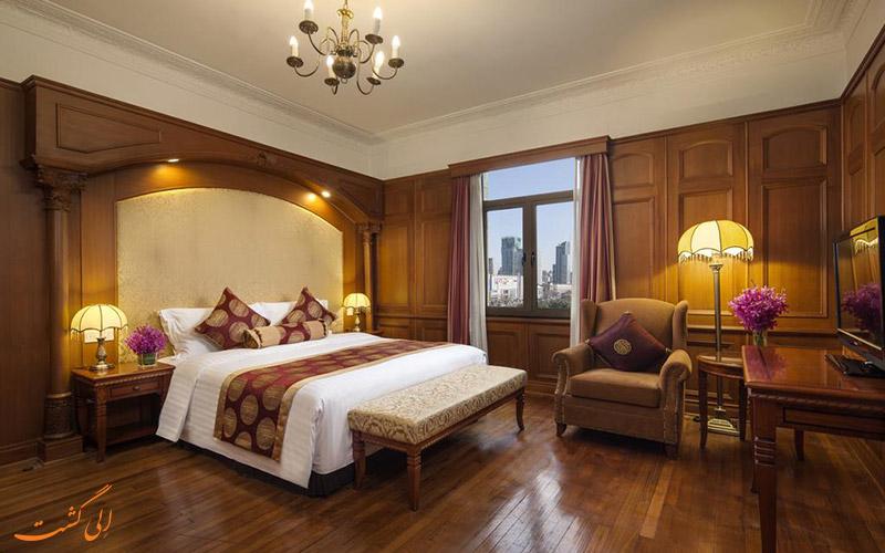 هتل پسیفیک شانگهای | نمونه اتاق 4