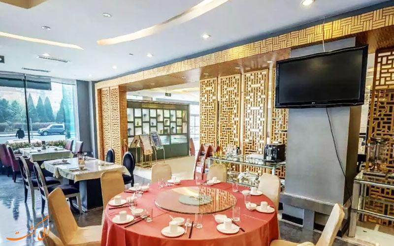 هتل رامادا پارک ساید پکن چین