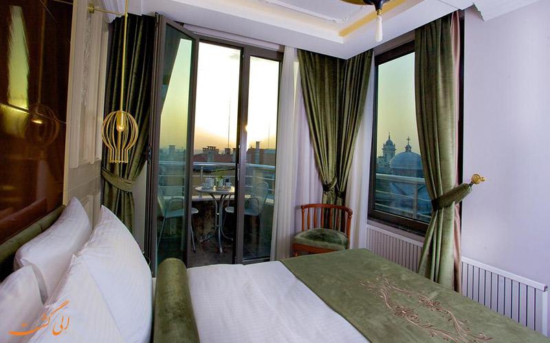 هتل تکسیم استار استانبول | نمونه اتاق 4