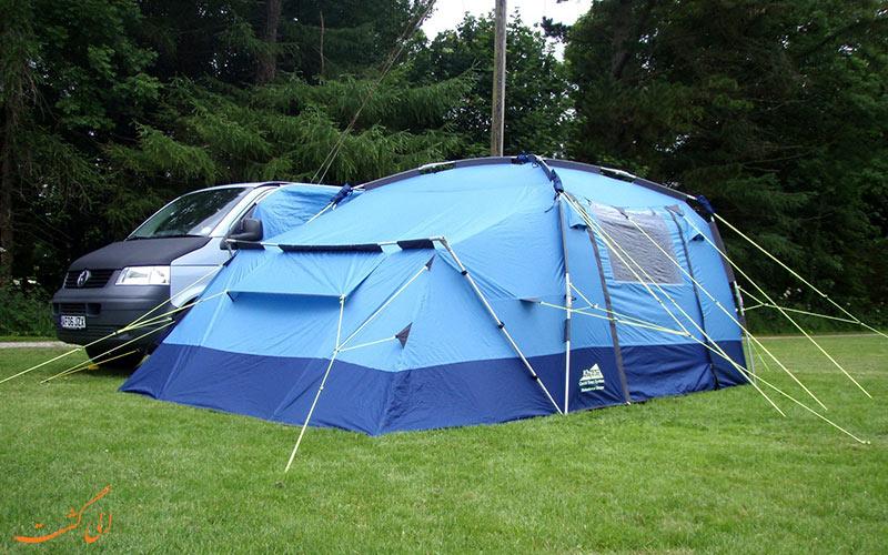 چادر خیَم
