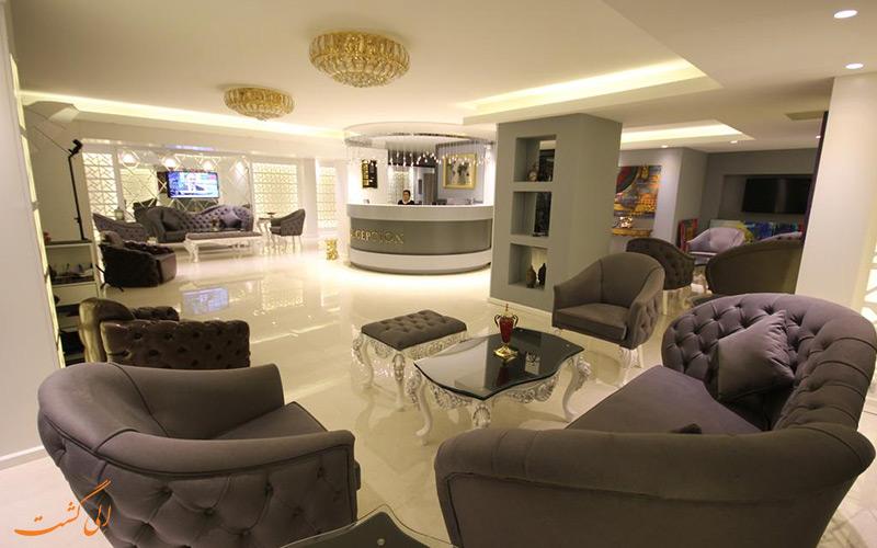 هتل گلد آنکارا، ترکیه