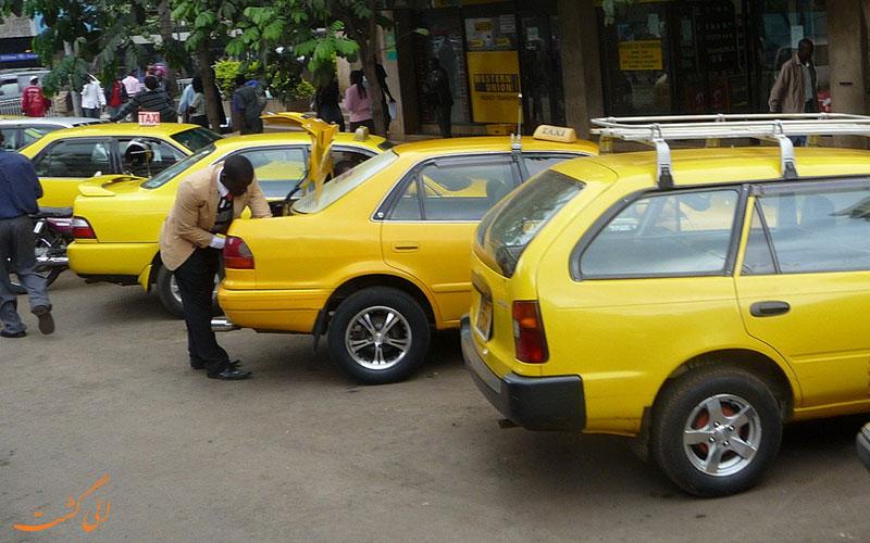 تاکسی در نایروبی