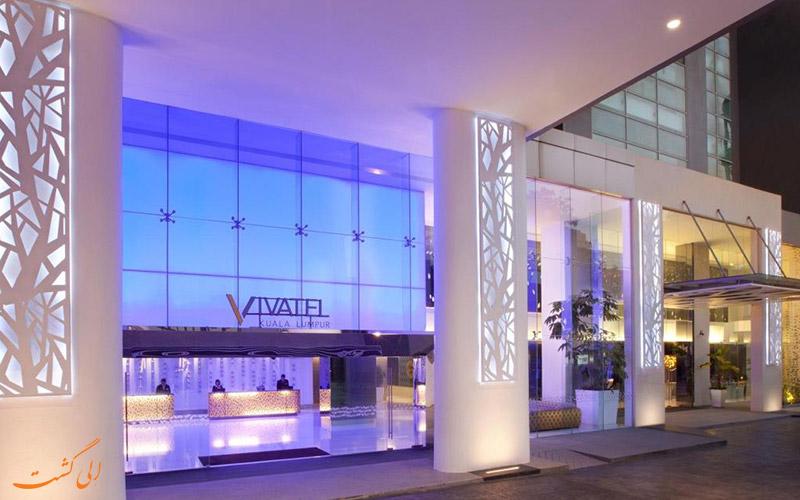 ورودی هتل ویواتل