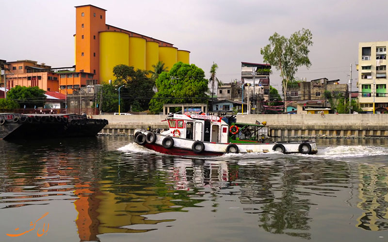 خدمات قایق پسیگ