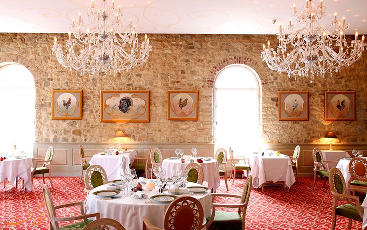رستوران فوق العاده در لوکزامبورگ