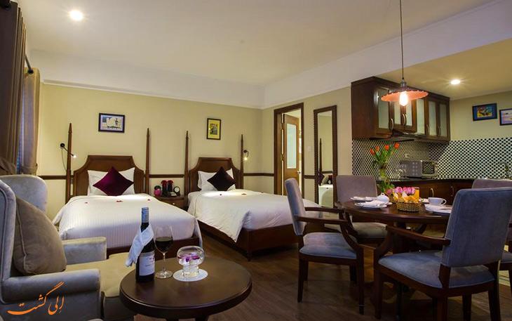 هتل هانوی