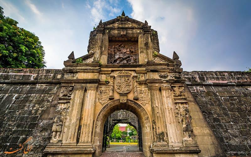 قلعه سانتیاگو