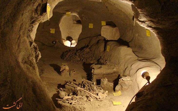 کشف دومین شهر زیر زمینی در ایران