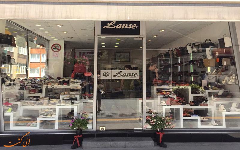 فروشگاه کفش سامسون