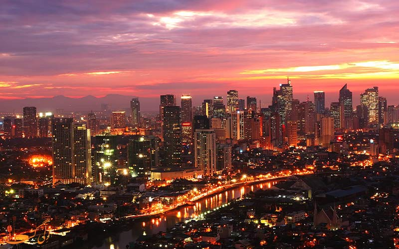 شهر مانیلا